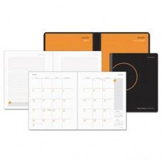 Plan. Write. Remember. Academic Monthly Planner, 9 1/4 X 11, We, 2017-2018