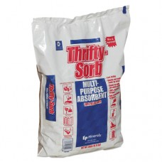 All-Purpose Clay Absorbent, 40 Lb, Poly-Bag, 50/carton