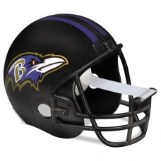 "Nfl Helmet Tape Dispenser, Baltimore Ravens, Plus 1 Roll Tape 3/4"" X 350"""