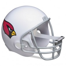 "Nfl Helmet Tape Dispenser, Arizona Cardinals, Plus 1 Roll Tape 3/4"" X 350"""
