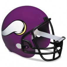 "Nfl Helmet Tape Dispenser, Minnesota Vikings, Plus 1 Roll Tape 3/4"" X 350"""