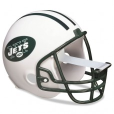 "Nfl Helmet Tape Dispenser, New York Jets, Plus 1 Roll Tape 3/4"" X 350"""