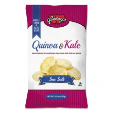 Quinoa & Kale Gluten Free Multi Grain Chips, Sea Salt, 5 Oz Bag, 12/carton