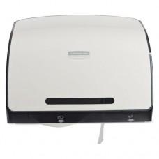 Coreless Jrt Tissue Dispenser, 14 1/10w X 5 4/5d X 10 2/5h, White