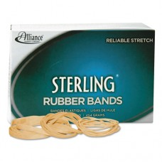 Sterling Rubber Bands Rubber Bands, 18, 3 X 1/16, 1900 Bands/1lb Box