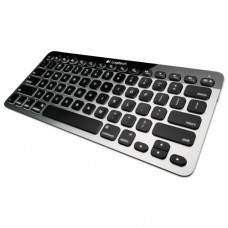 Bluetooth Illuminated Keyboard For Mac/iphone/ipad, Black