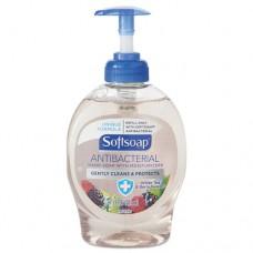 Antibacterial Hand Soap, White Tea & Berry Fusion, 7.5oz Pump Bottle