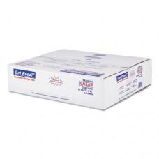 "Get Reddi Food Bags, 1 Gal, 1.75mil, Plastic, 10 9/16"" X 11"", Clear, 250/carton"