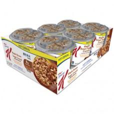 Special K Nourish Hot Cereal, Maple Brown Sugar Crunch, 1.83 Oz Bowl, 6/box