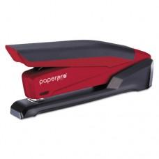 Inpower 20 Desktop Stapler, 20-Sheet Capacity, Red