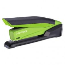 Inpower 20 Desktop Stapler, 20-Sheet Capacity, Green