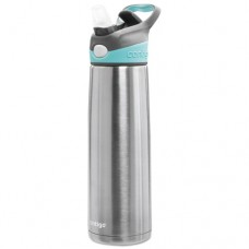 Sheffield Autospout Stainless Steel Water Bottle, 20 Oz, Ocean