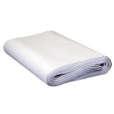 Newsprint Sheet Paper, 30/40 Lb, 18 X 24, White, Bundle