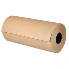 Kraft Paper, 36 In X 530 Ft, Brown