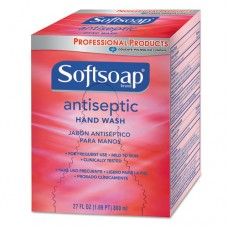 Antiseptic Hand Soap, 800 Ml Refill Box, Red