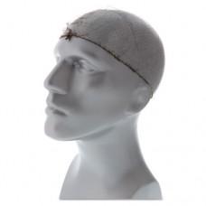 Lightweight Latex-Free Hairnets, Dark Brown, 24 In., Nylon, 144/box