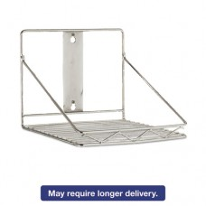 Prosave Shelf Ingredient Bin Wall-Mount Rack, 10 5/8 X 10 1/2 X 7 1/4, Chrome