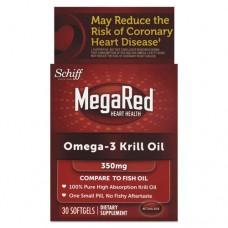 Omega-3 Krill Oil Softgel, 30 Count