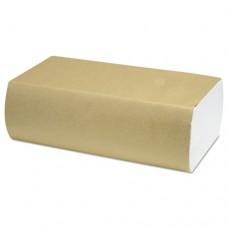 Decor Folded Towel, Multifold, White, 9 1/8 X 9 1/2, 250/pack, 4000/carton