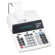 Mp21dx 12-Digit Ribbon Printing Calculator, Black/red Print, 3.5 Lines/sec