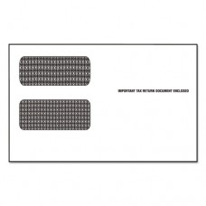 Double Window Laser Envelope For 1099r/misc Forms