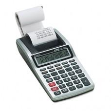 Hr-8tm Handheld Portable Printing Calculator, Black Print, 1.6 Lines/sec
