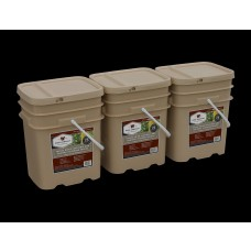 360 Serving Freeze Dried Vegetable and Gourmet Flavored Sauces