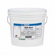 #8A RED 45 LB DRY NON-FLUORESCENT MATERIAL
