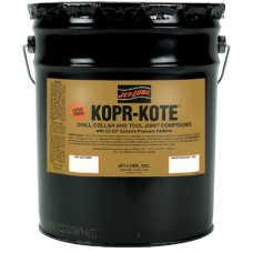 Kopr-Kote Oilfield Drill Collar and Tool Joint Compound, 5 Gal