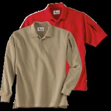 Elite Long Sleeve Polo