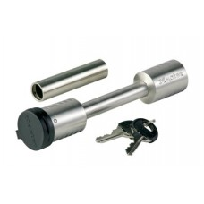 BARBELL STYLE RECV LOCKSTAINLESS STEEL