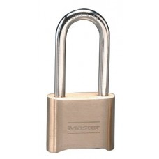"Changeable Combination Padlock with 2-1/4"" Shackle
