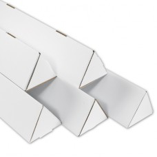 "2"" x 18 1/4"" Triangle Mailing Tubes"
