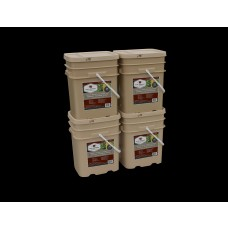 480 Serving Freeze Dried Vegetable and Gourmet Flavored Sauces