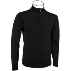 1/4 Zip Mock Neck Pullover