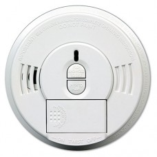 Front-Load Smoke Alarm W/mounting Bracket, Hush Feature