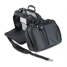 """Contour 15.6"""" Laptop Carrying Case, Nylon, 16-1/2 X 6-1/2 X 12-1/2, Black"""