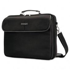 Simply Portable 30 Laptop Case, 15 3/4 X 3 X 13 1/2, Black