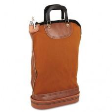 Regulation Post Office Security Mail Bag, Zipper Lock, 14w X 18h