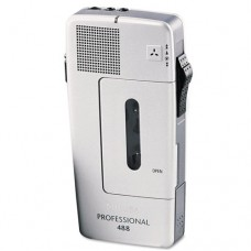 Pocket Memo 488 Slide Switch Mini Cassette Dictation Recorder