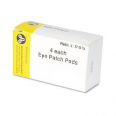 """Emergency First Aid Eye Patch, 2"""" X 3"""", 4/box"""