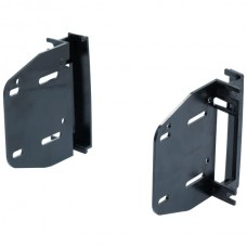 In-Dash Installation Kit (Chrysler(R)/Dodge(R)/Jeep(R) 2007-2013 Double-DIN Brackets)
