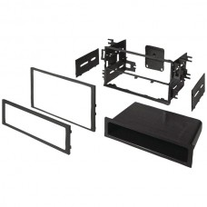 In-Dash Installation Kit (Honda(R)/Acura(R) 1986 & Up Double-DIN/Single-DIN with Pocket)