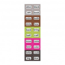 Magnetic Die Cut Sight Words 2nd 100 Words Level 2