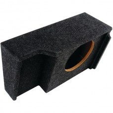 "BBox Series Subwoofer Boxes for GM(R) Vehicles (10"" Single Downfire, GM(R) Ext Cab)"
