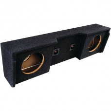 "BBox Series Subwoofer Boxes for GM(R) Vehicles (10"" Dual Downfire, GM(R) Extended Cab)"
