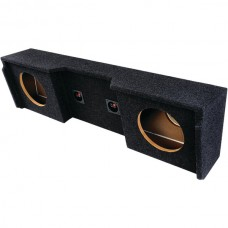 "BBox Series Subwoofer Boxes for GM(R) Vehicles (12"" Dual Downfire)"