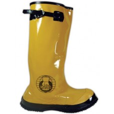 YELLOW OVER-BOOT WITH MAGID