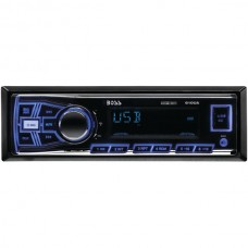 Single-DIN In-Dash Mechless AM/FM Receiver (Without Bluetooth(R))