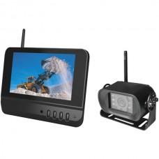 """7"""" 2.4GHz Digital Wireless Rearview System"""